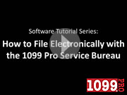 1099 Electronic Filing | 1099 E-File