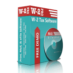 W-2 Print & eFile Software